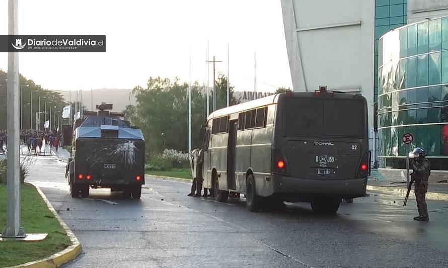 Corte de Valdivia ordena a Carabineros abstenerse de usar escopetas antidisturbios en manifestaciones pacíficas - Diario Futrono