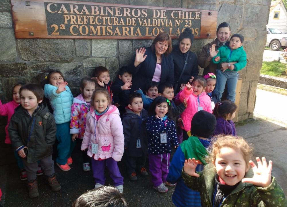 Operativo sorpresa 20 preescolares conocieron nuevos for Cascanueces jardin infantil